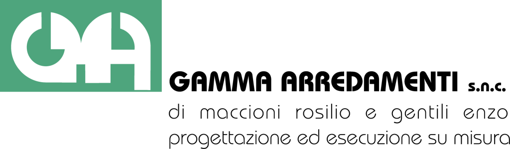 Logo falegnameria Gamma Arredamenti Macerata