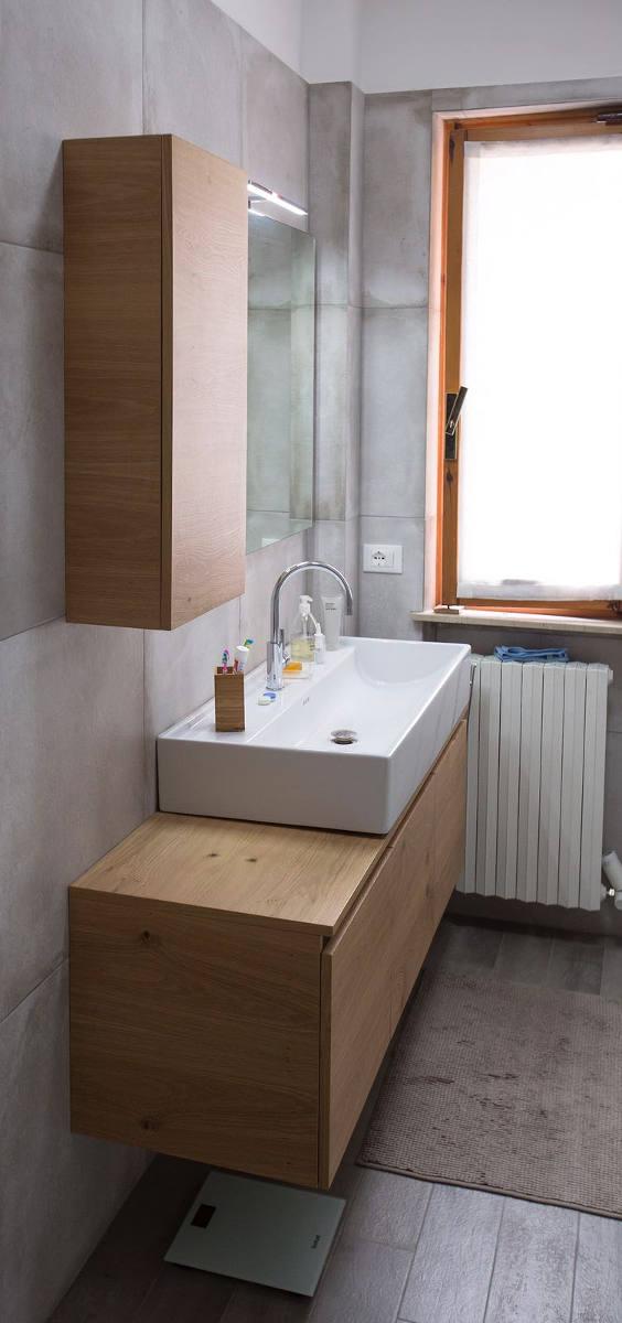 mobile bagno Falegnameria Gamma Arredamenti snc Macerata