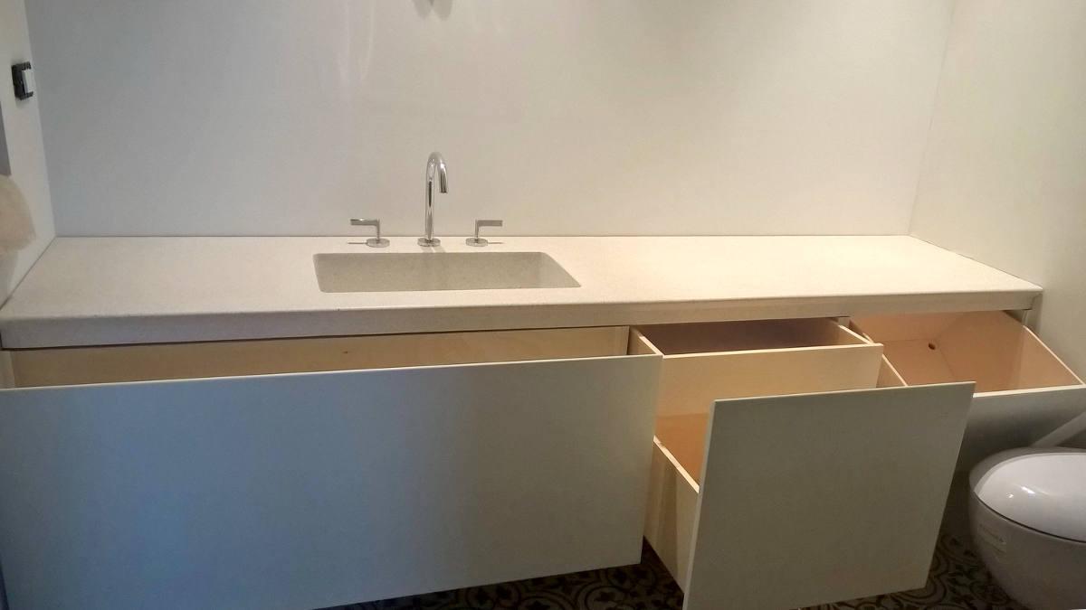 Mobile bagno artigianale contemporaneo particolari Gamma Arredamenti Snc Macerata