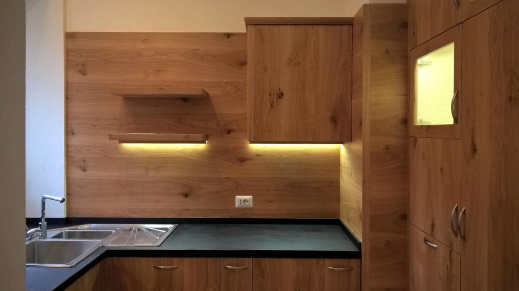 Cucina moderna mobili artigianali Gamma Arredamenti Snc Macerata