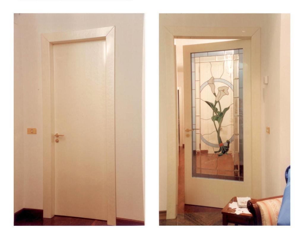 Porta artigianale Gamma Arredamenti Snc Macerata