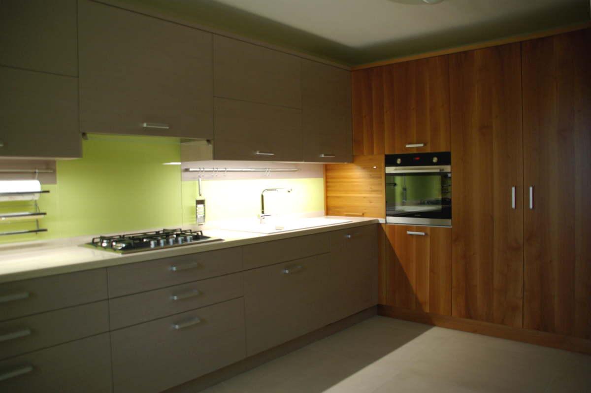 cucina moderna Falegnameria Gamma Arredamenti snc Macerata